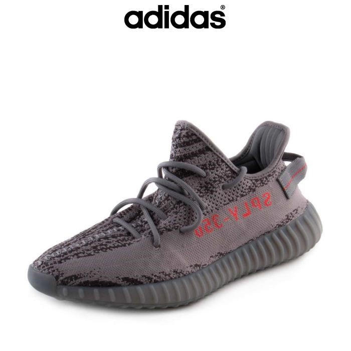 innovative design 2712b 533b9 2018 Adidas Shoes Semplicemente - Grigio Adidas Mens Yeezy Boost 350 V2  Beluga 100 Grigio Autentico