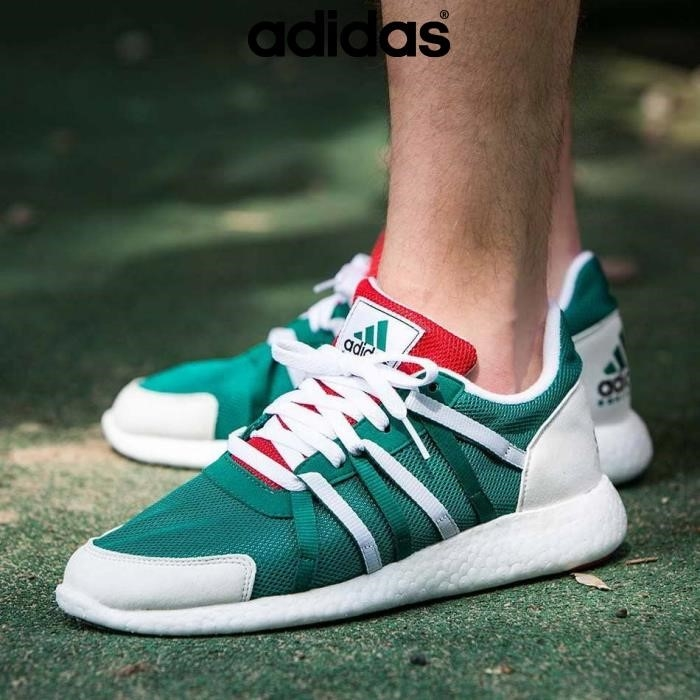 2018 Adidas Abbagliante Shoes - Verde Adidas Original Equipment Racing 93/16 Boost Trainers Solo M Coppie 1993 - Aefghtw046