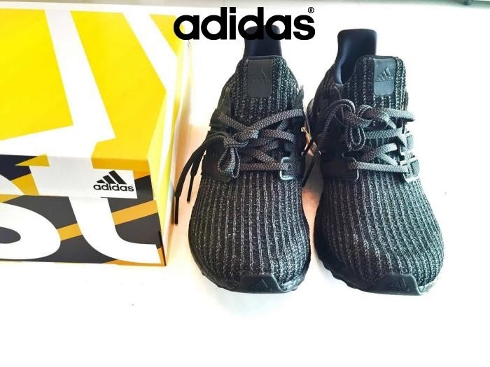 2018 Adidas Shoes Dedizione - Adidas Ultra Boost (9 Nero Us) Triple 40 Afjopsw016