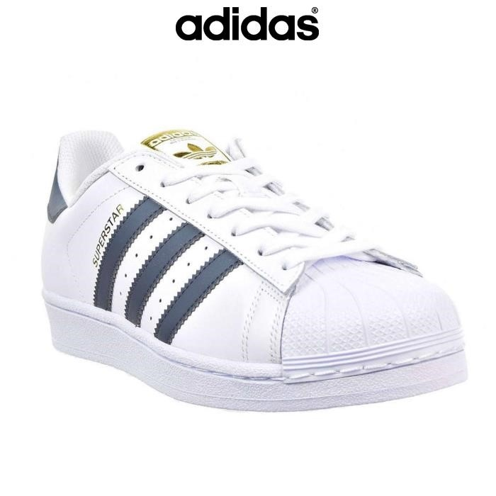 2018 Adidas Shoes Intenso - Adidas Superstar Foundation Footwear Bianco Onix Mens Uomo Basso Sportivo Top Ahklrvx678