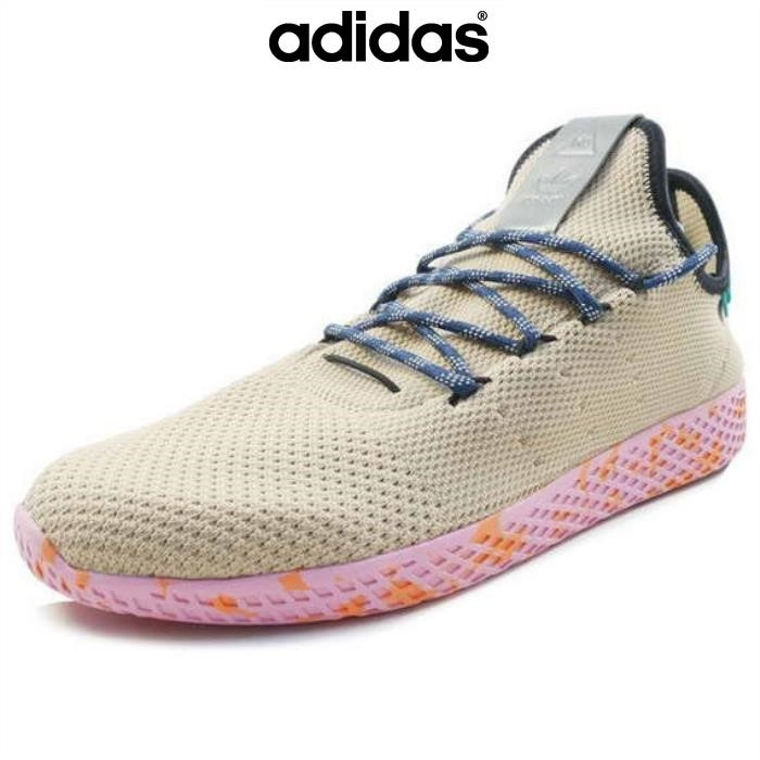 2018 Scarpe Adidas - Adidas Pharrel Williams Pw Tennis Hu Opportunità B Sneaker Us Beige 10 2672 Dlmsx01249