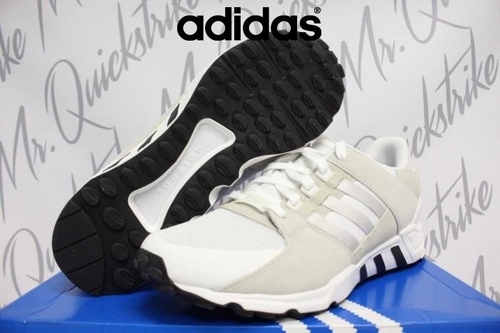 2018 Scarpe Adidas - Bianco Adidas Salutare Eqt Supporto Rf Sz 8-13 By9625 Core Running Nero Bianco Bchjlmnos8