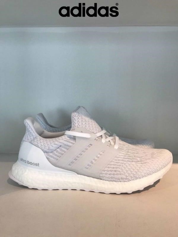 2018 Scarpe Adidas - Bianco Adidas Ultraboost Ba8841 Bianco Apposizione Sneakers Triple Ehlnoqrs79