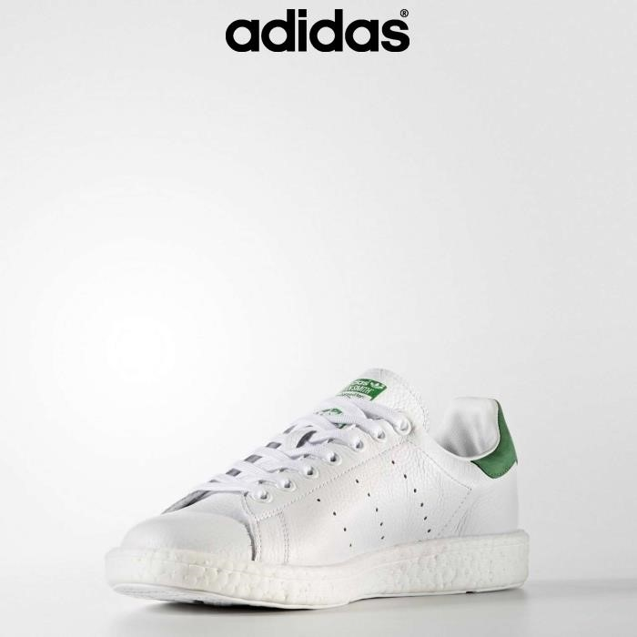 2018 Scarpe Adidas - Multicolore Adidas Originali Mens Stan Smith Boost Scarpe Taglia Bz0528 Us To 13 Completamente 7 Bdfjotuz39